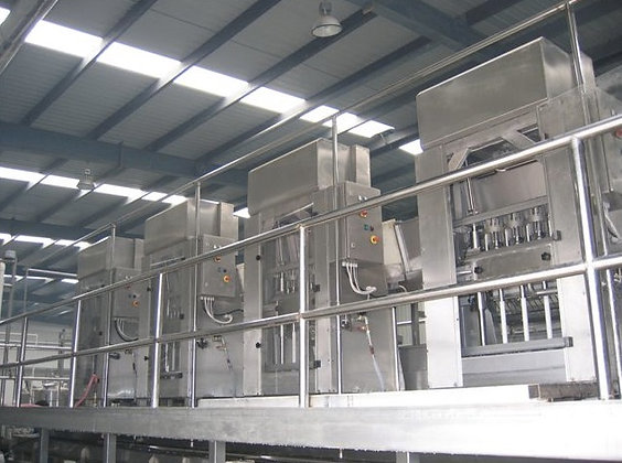 Industiral Citrus and Non-citrus Equipment