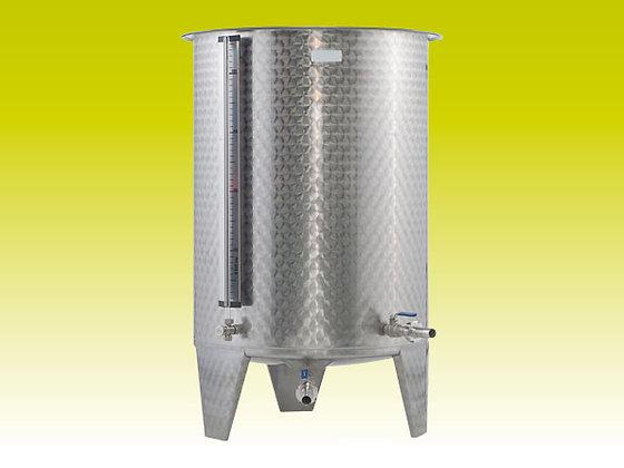 Stainless Steel Tanks 220/530/1100/2200L (food saf