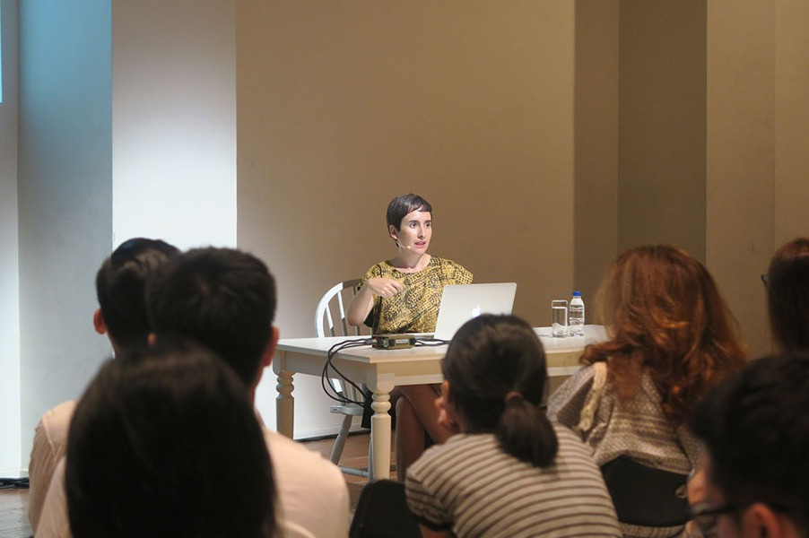 ​A Conversation and Workshop with Carla Fernandez