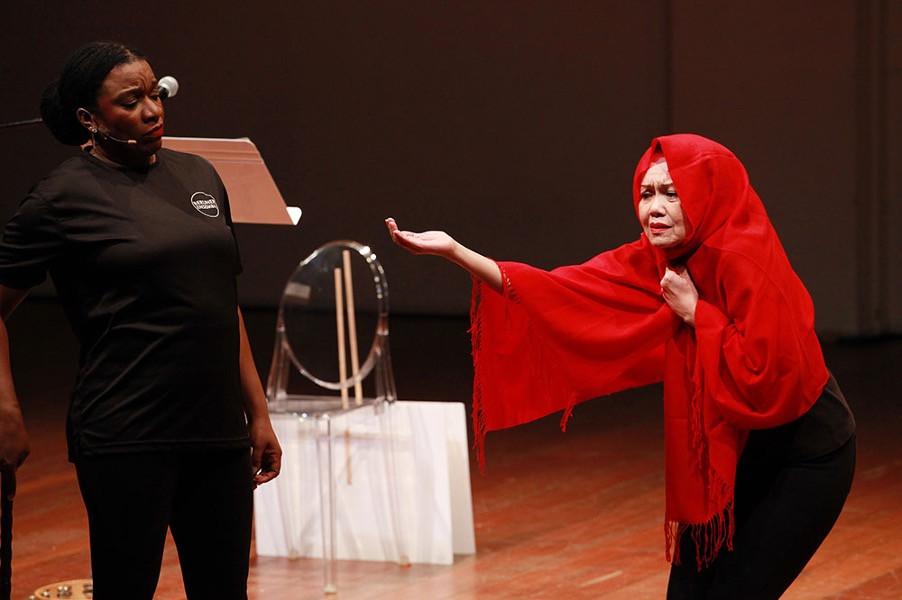 Nora Samosir, Sharon Freses and Charlene Rajendran - Bertolt Brecht in 8 Steps