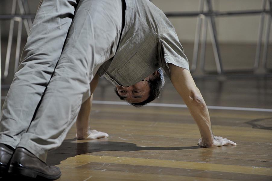 Ong Keng Sen - The Red Ballerina - The Friends' Season