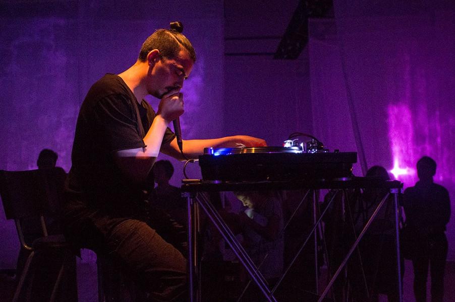 Zai Tang and Collaborators - Spectres LIVE - The O.P.E.N
