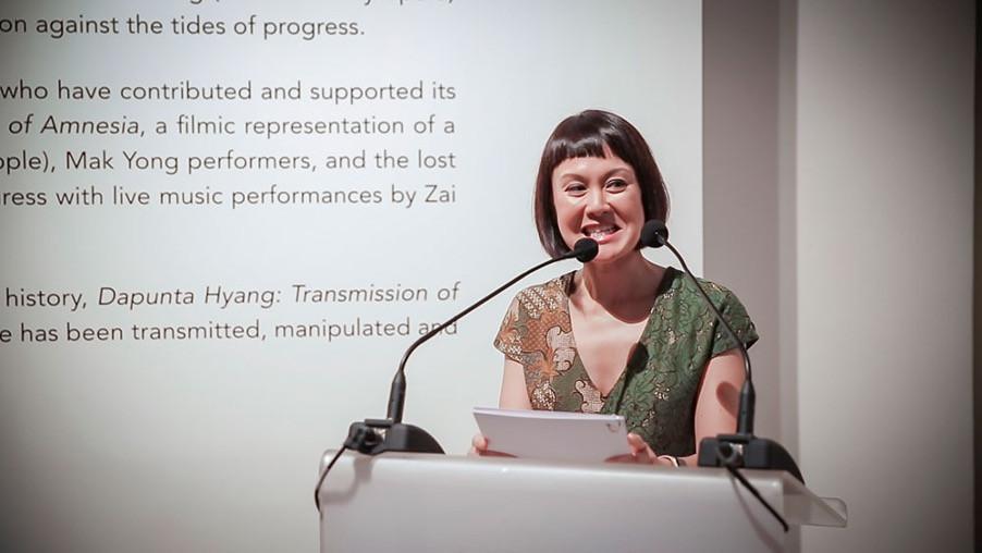 Zai Kuning - Dapunta Hyang