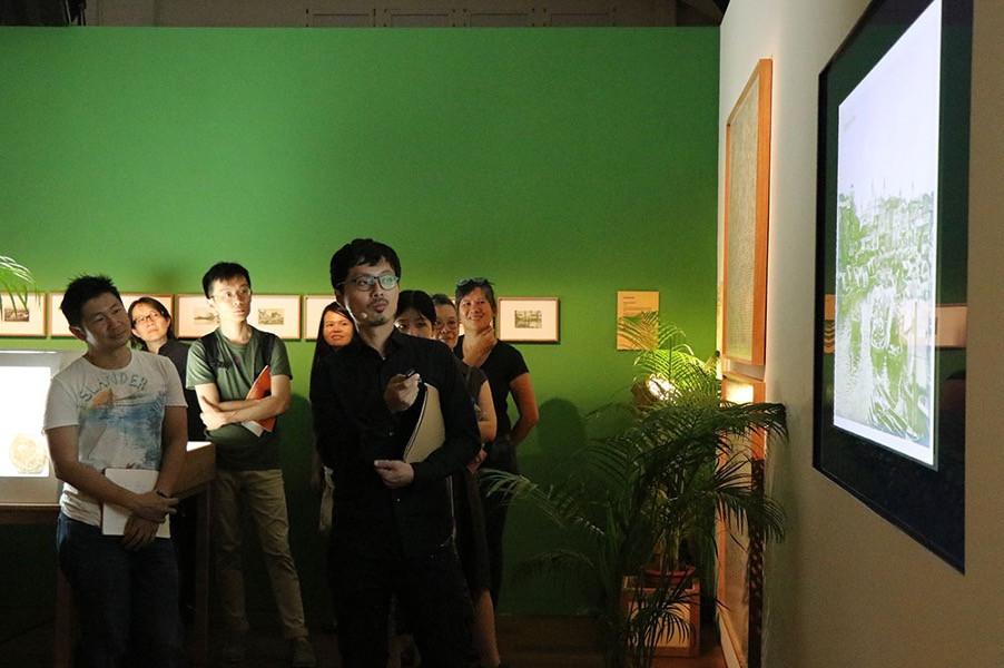 Robert Zhao - The Natura Museum - SIFA
