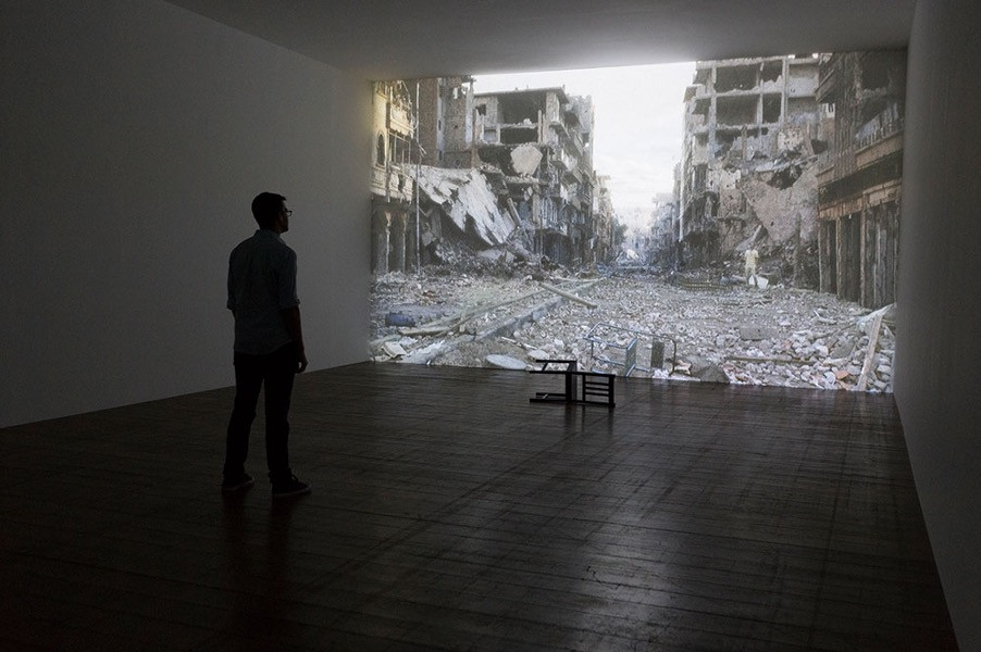 Dries Verhoeven - Guilty Landscapes III SIFA