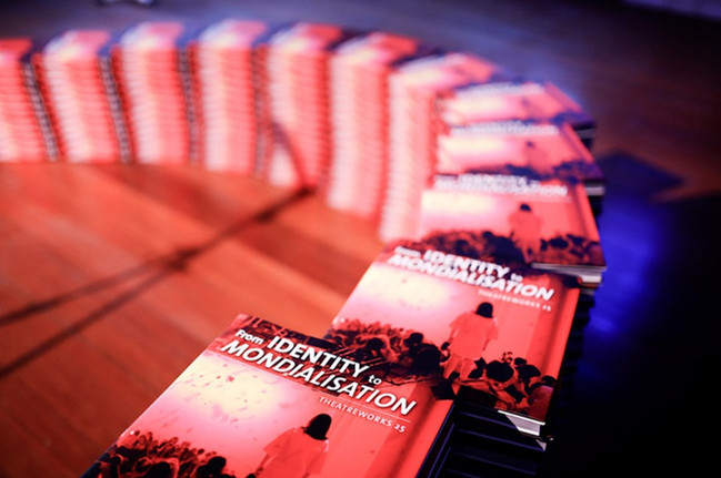 Launch of From Identity to Mondialisation - TheatreWorks 25