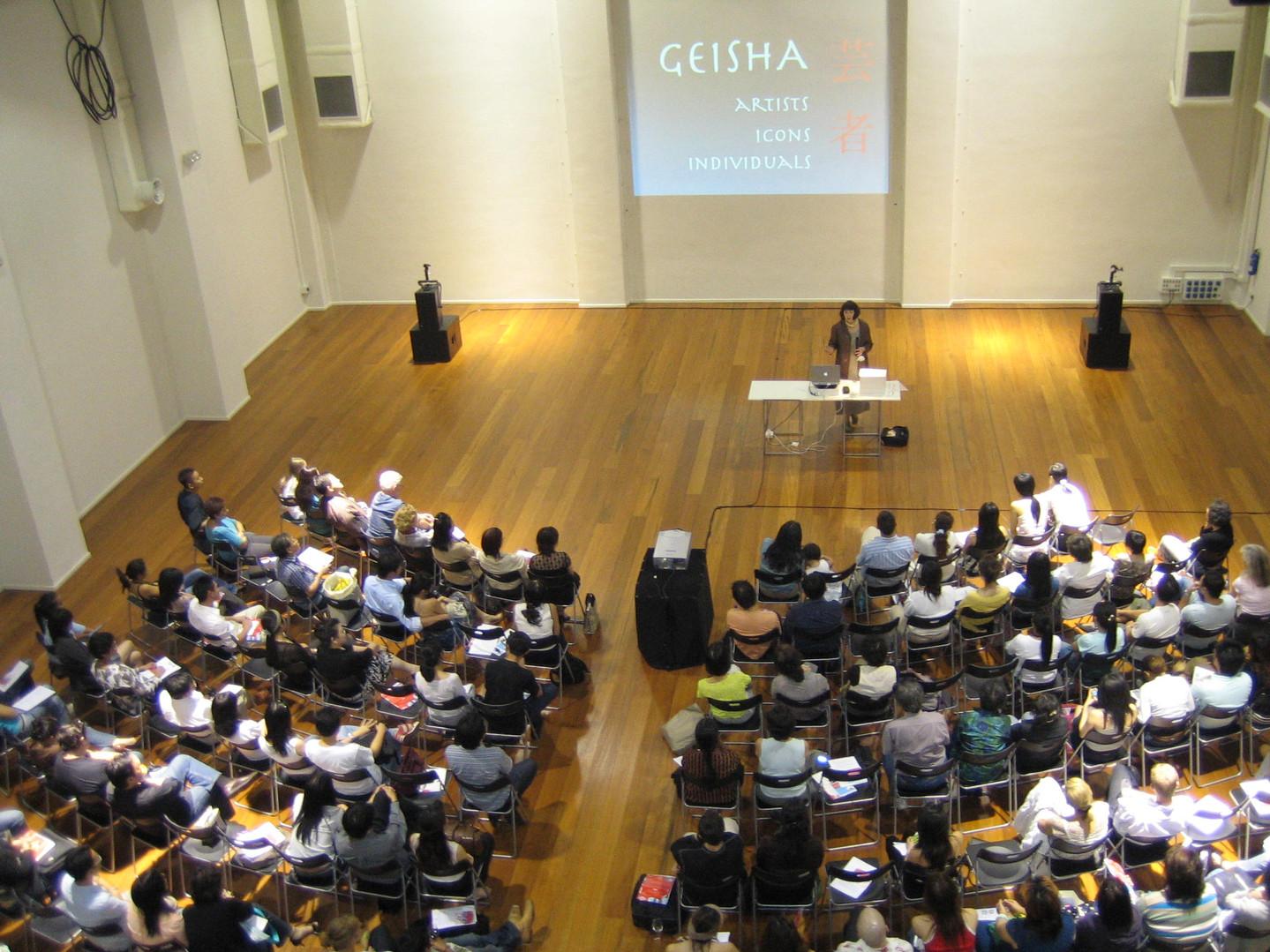 The Making of a Geisha -  Talk by Liza Dalby