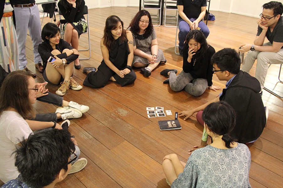 Writing From The Heart Playwriting Workshop
