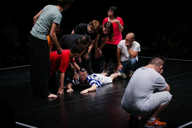 Theater HORA - Festival Heart_Into The Wild