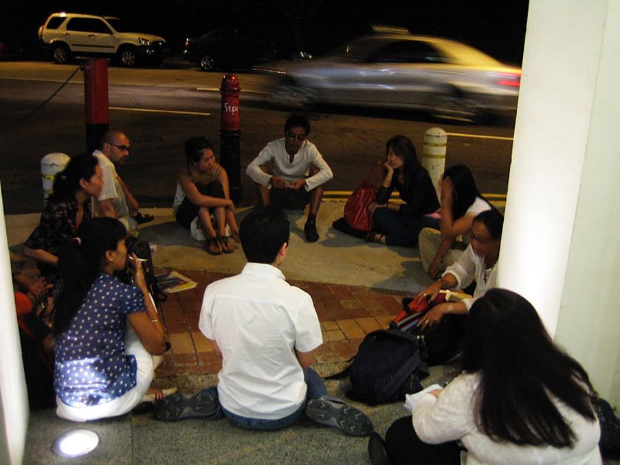 Conversations on Diaspora