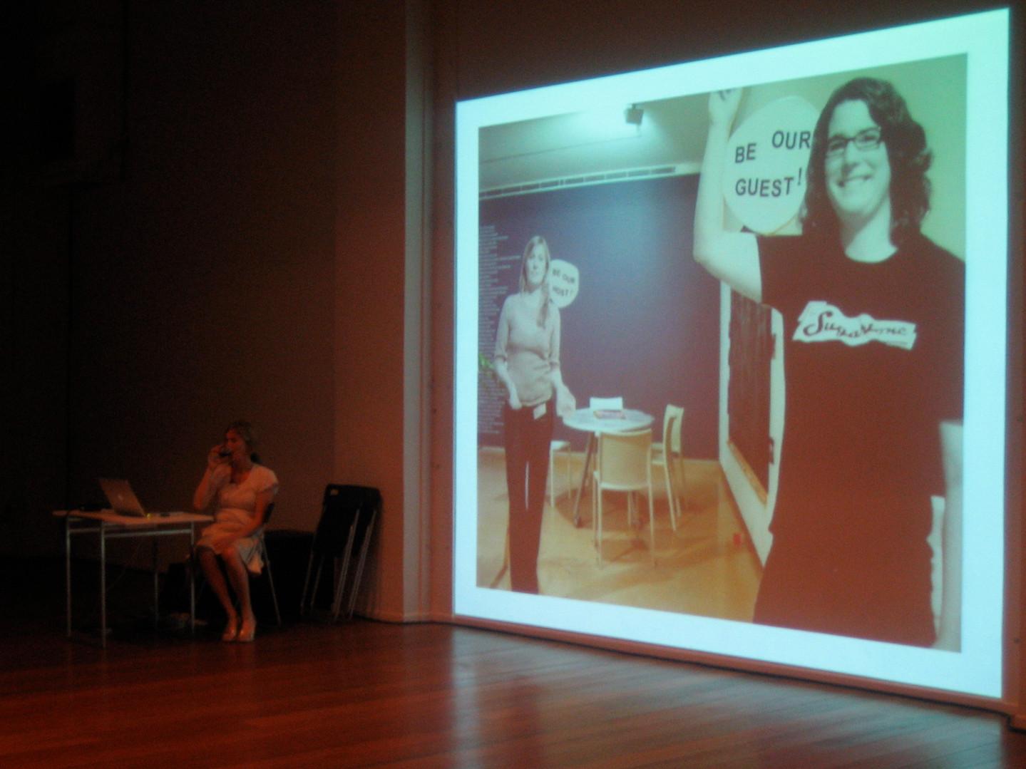 Lise Nellemann - NIFCA Residency Presentation