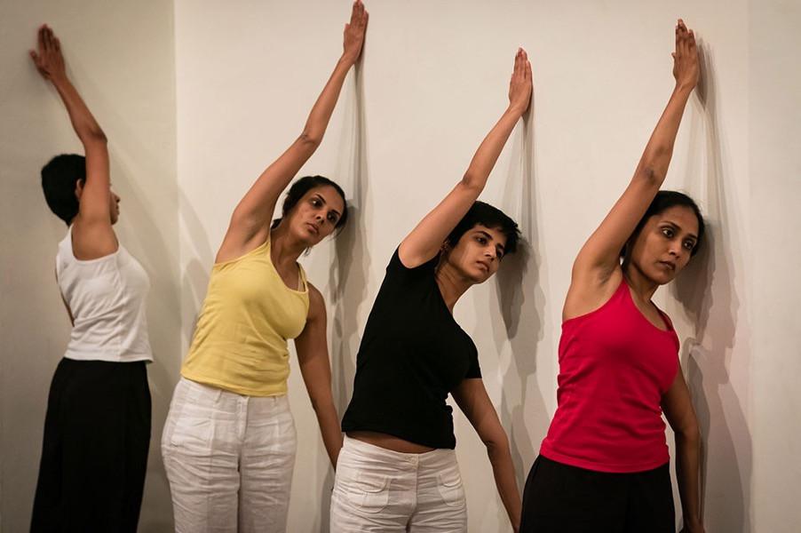Padmini Chettur - Wall Dancing