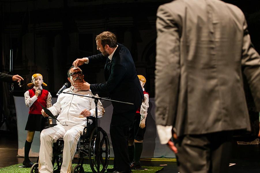 Marco Layera and Teatro La Re-sentida - The Imagination Of The Future