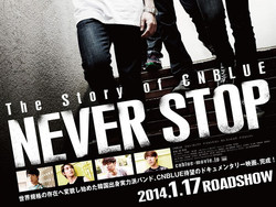 『 The Story of CN BLUE NEVER STOP 』  ( 2013  )