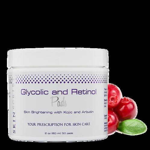 Glycolic And Retinol Pads
