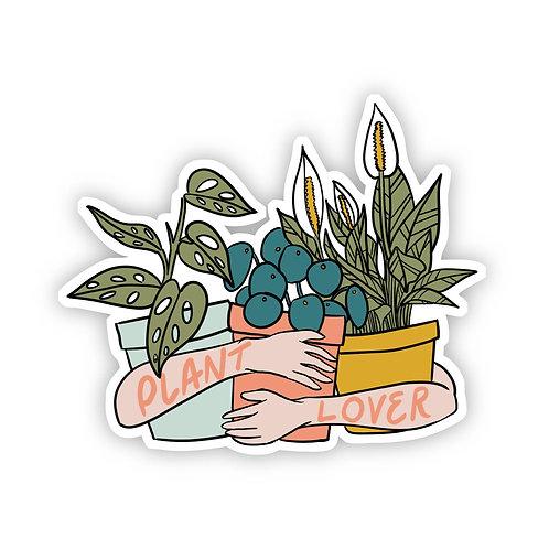 Plant Lover Light Arms Sticker