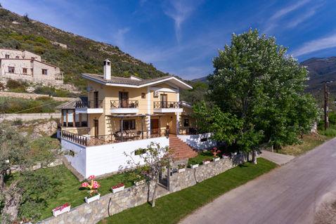Villa Loridis aerial view-3