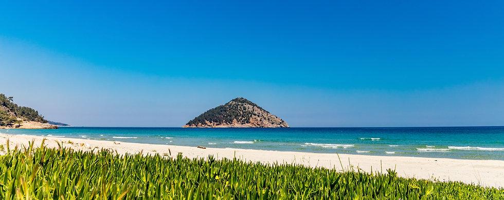 Holidays on Thassos island