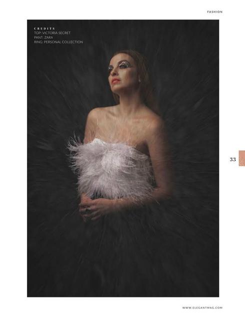 Published: Elegant Fashion Vol #2 Jan 2020