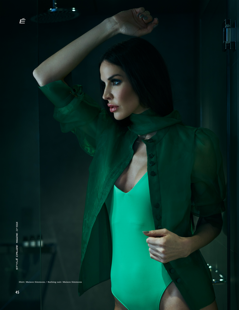Published: Style Cruze June Vol.21