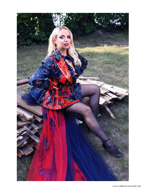 Published: Elegant Mag Fashion No.1