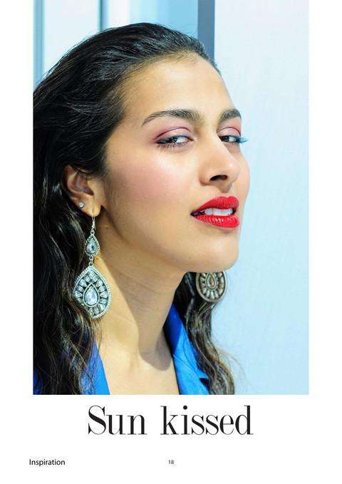 Published: Beauty Mute Magazine Paris Issue 138