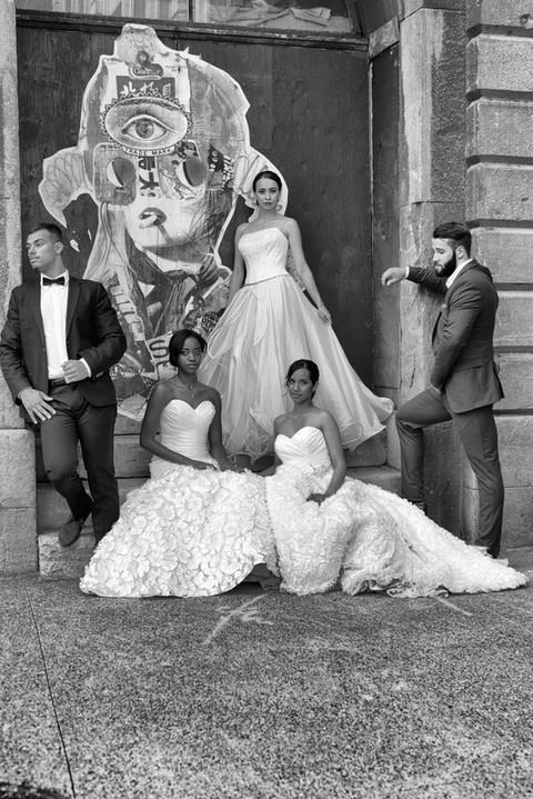 Editorial Showcase Wedding