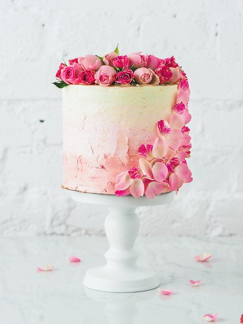 Für dich soll`s rosa Rosen regnen