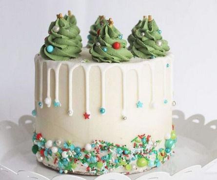 Drip-Cake (X-Mas)