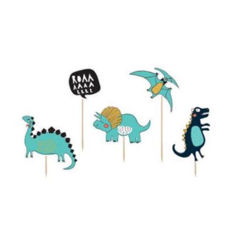 Cake Topper - Dinosaurier