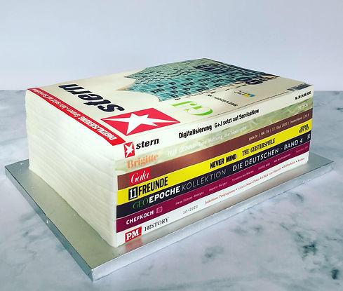 Torte für Gruner und Jahr, Torte für Firmenkunden, Fimenevent, Businesstorten, Torten in Hamburg, Torten online kaufen, Torten Onlineshop,
