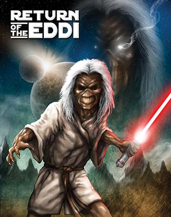 RETURN OF THE EDDI