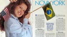 Uma brasileira em NOVA YORK - Revista Capricho