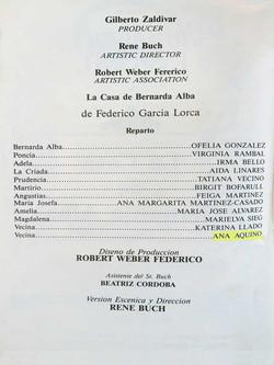 Actor Repert Casa Alba