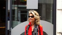 Em Londres Ana visita Agência Internacional Tag World Wide