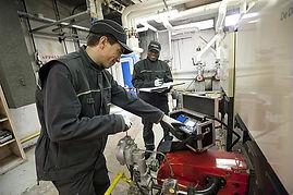 monaco maintenance chauffage climatisation ventilation electricitéplomberie groupes électrogènes