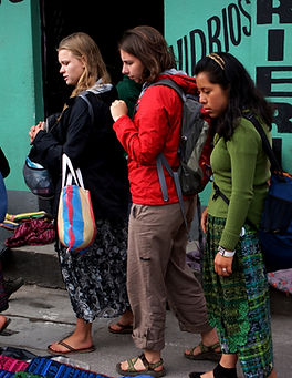 Market Exploration Language School Chico Mendes