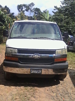 Group Transport Van Chico Mendes
