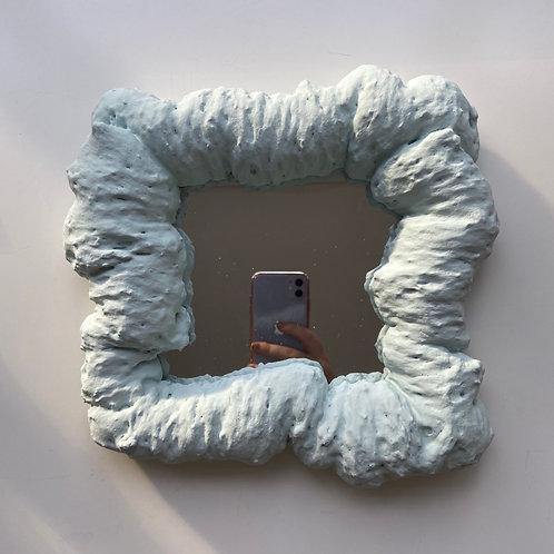 Sky Foam Mirror