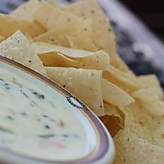 Espinaca Cheese Dip