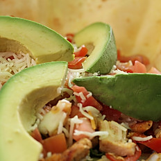 45. Chicken Avocado Salad
