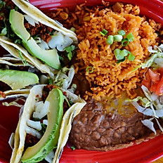 Chorizo Tacos (3)
