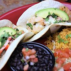 Acapulco Shrimp Tacos