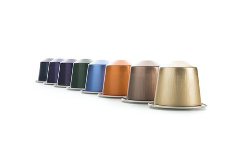 Coffee Capsules Aluminum
