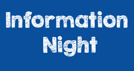 2018/19 Information Nights