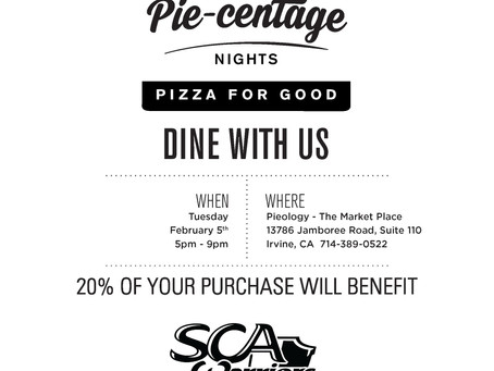 Join Us for Our Pieology Fundraiser