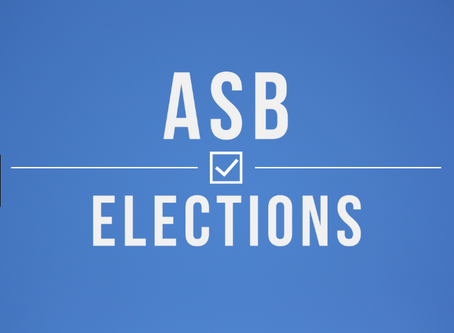 ASB Election Results