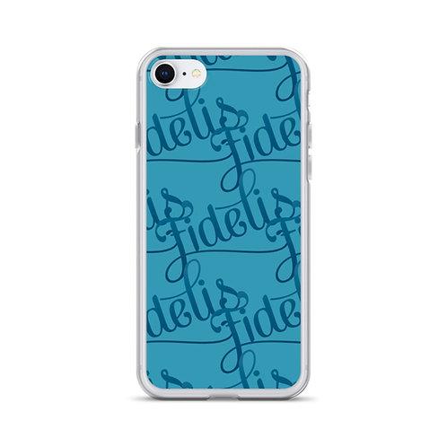 Fidelis iPhone Case