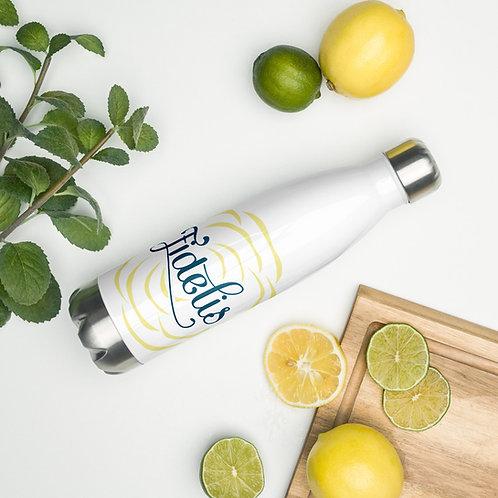 Fidelis Stainless Steel Water Bottle