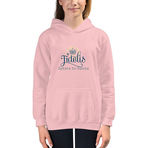 YOUTH SIZED- Sisters to Saints Hoodie